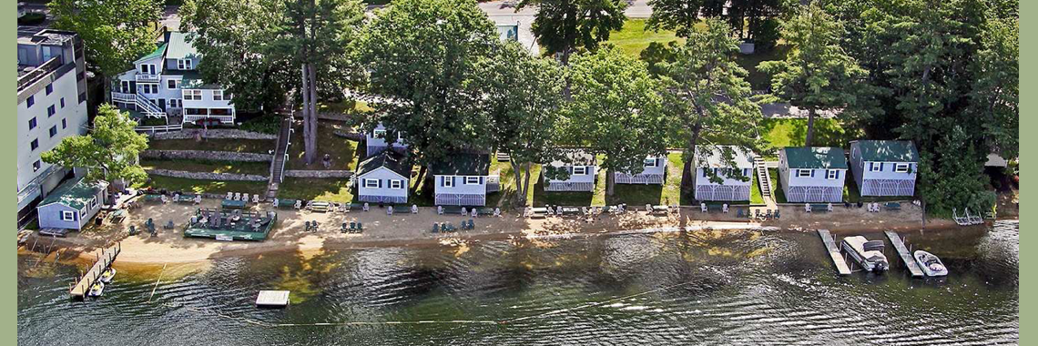 Lake Winnipesaukee Waterfront Vacation Rentals