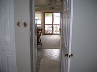 Waterfront Rental Condo Hall