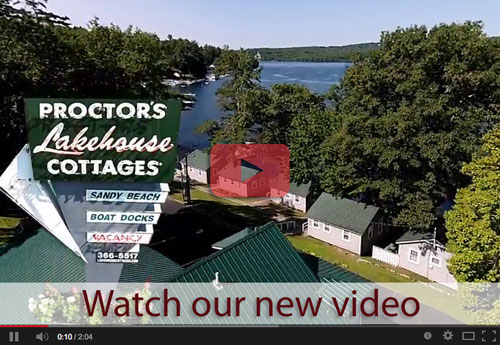 Video Of NH Rental Cottages