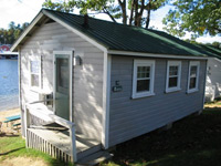 lake winnipesaukee waterfront cabin rental